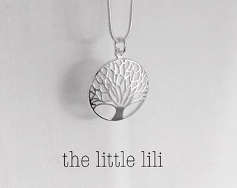 Family necklace Family tree necklace Mothers necklace Mothers jewelry Tree of life necklace Mothers day gift Tree of life jewelry