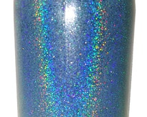 Pastel/Light Blue Prism Holographic Nail Art Glitter. True Ultra Fine Multi-Color Nail Polish Glitter. Free Shipping!