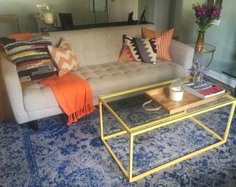 Bright Modern Coffee Table