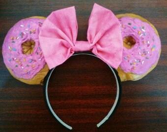 Homer Simpson Donut Ears ! Style