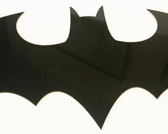 GIANT Laser Cut Batman Logo