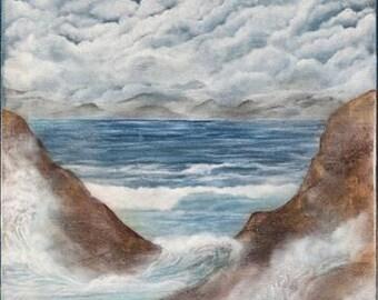 Rising Tide (original painting)