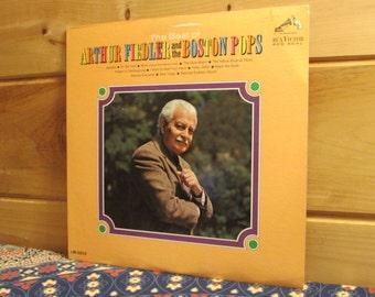 Arthur Fiedler - The Best Of Arthur Fiedler And The Boston Pops - 33 1/3 Vinyl Record