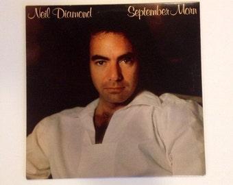 Neil Diamond - September Morn  vinyl record album LP
