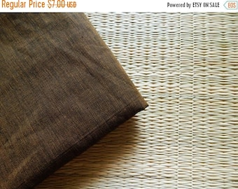 15% OFF 1 yard of South Cotton Fabric, Two Toned Fabric, Handwoven Fabric, Indian Cotton Fabric, Indian Fabric