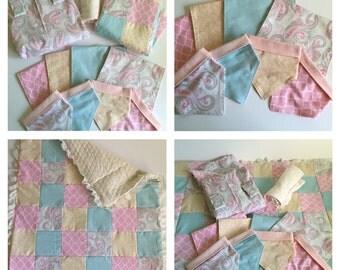 Custom Baby Shower Gift, Gift Basket, Gift Bundle, Gift Pack
