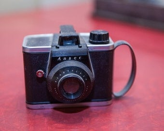 Ansco Readyflash Vintage Camera