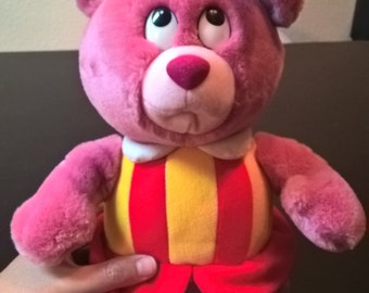 Vintage Gummi Bear Stuffed Animal **FREE SHIPPING**