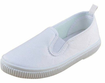 Customize Me! Youth Slip-Ons