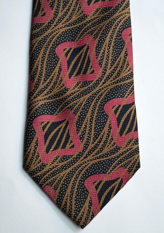 Vintage GIORGIO ARMANI Cravatte Pure Silk Neck-Tie Made in Italy