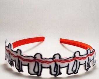 Human Centipede Headband