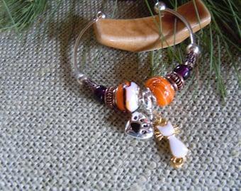 Kitty Charm Bracelet