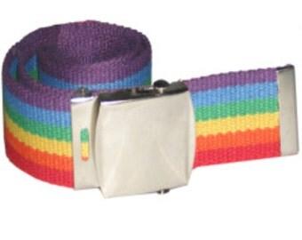 LGBT Pride Belt