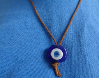 Evil Eye Protection Amulet Necklace