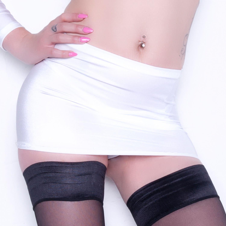 Booty Short Skirt 6