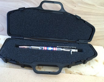 Rifle Case Pen Box for Bolt Action Bullet Pens