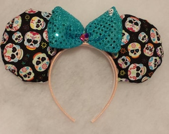 Super sweet Sugar Skull Ears