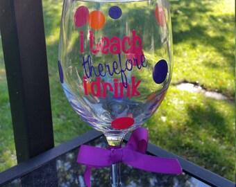 Teacher glass