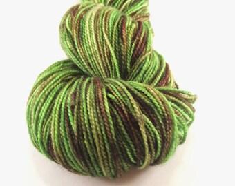 Canopy v. 1 - Ballpoint fingering weight sock yarn