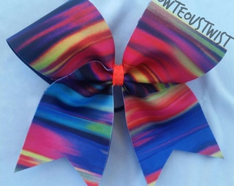 TOOTIE FRUITY cheer bow