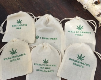 The Ultimate Weed Wedding Stash Kit - Party Favor Stash Kits