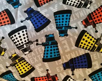 50's style Dr. Who Dalek dress