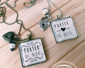Family Name / Established Neckace- Custom / Two Designs Available