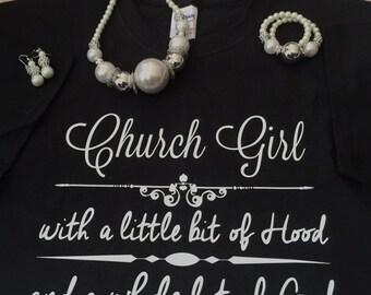 FREE SHIPPING!!!  Church Girl!!