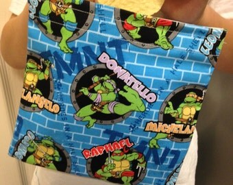 Reusable Snack Bags, 2 pk.