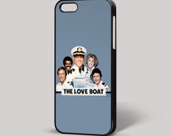 The Love Boat 70's and 80's TV Show Retro Mobile Cell iPhone Cover 4/4S 5/5S 5C 6 6 Plus Phone Case Samsung HTC Nokia