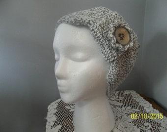 Heather Gray Headband
