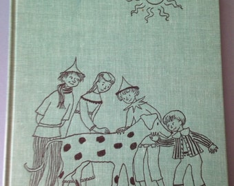 Bozy And All The Children by Dorothy Ivens, 1957 First Edition Book