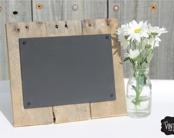 Small Rustic Blackboard Sign