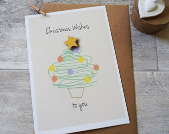 Christmas wishes to you Card