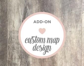 Add-on Listing | Custom Map Design