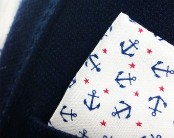 Captain's Pocket Square