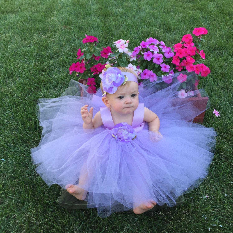 Tulle Flower Girl Dress for Baby Wedding Flower Girl Dresses