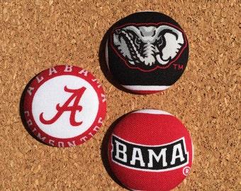University of Alabama Badge Reel