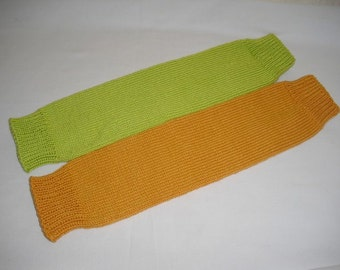 Leg warmers for Carnival/Carnival costume - to warm - warmers - hand work