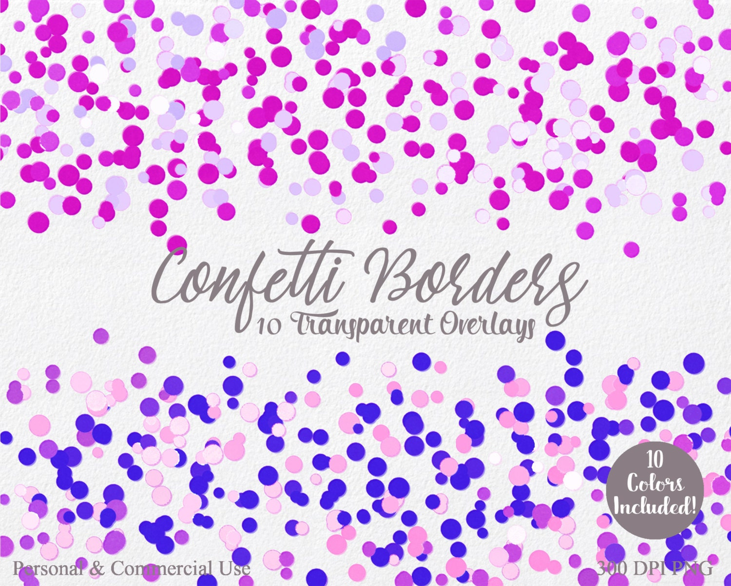 how to draw confetti in photoshop