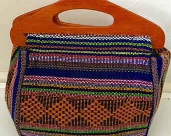 Medium Artisanal Handbag