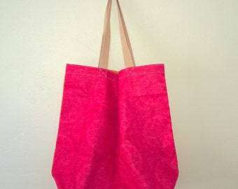 Handmade Cotton Totes