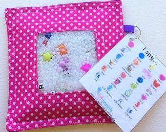 I Spy Bag Pink ~ PRE-ORDER