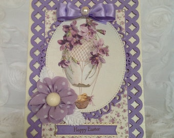 Pion Designs - Easter Greetings Card