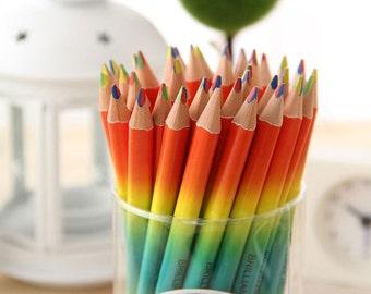 Brilliance 4 in 1 Color Pencil | Rainbow Pencil | Unique Pencil