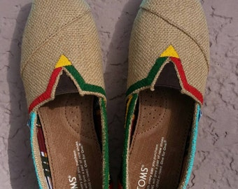 Rasta Tom's shoes