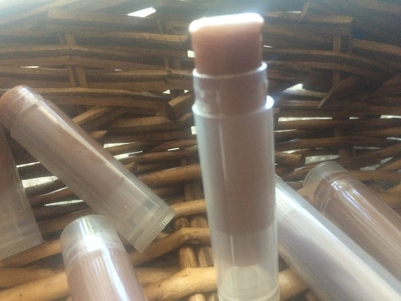 Cocoa Lip Balm with Light Neroli Scent