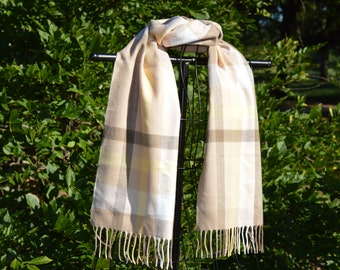 Spring Cleaning! MacLelland Monogrammed Scarf