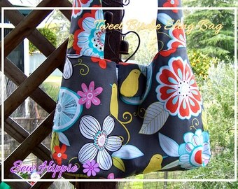 Tweet Birdie Crossbody Sling Bag