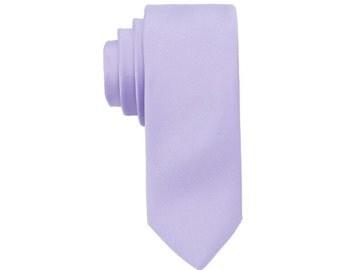 Lavender Ties.Wedding Ties.lavender Skinny Ties. Mens Ties.